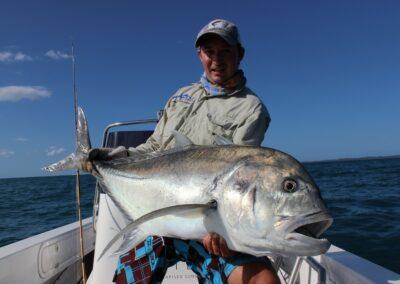 andrew chorley - sportfishing hervey bay