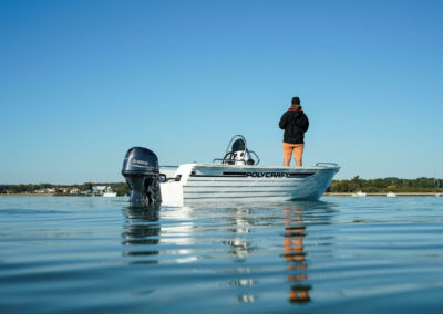gotcha boat hire hervey bay fraser coast
